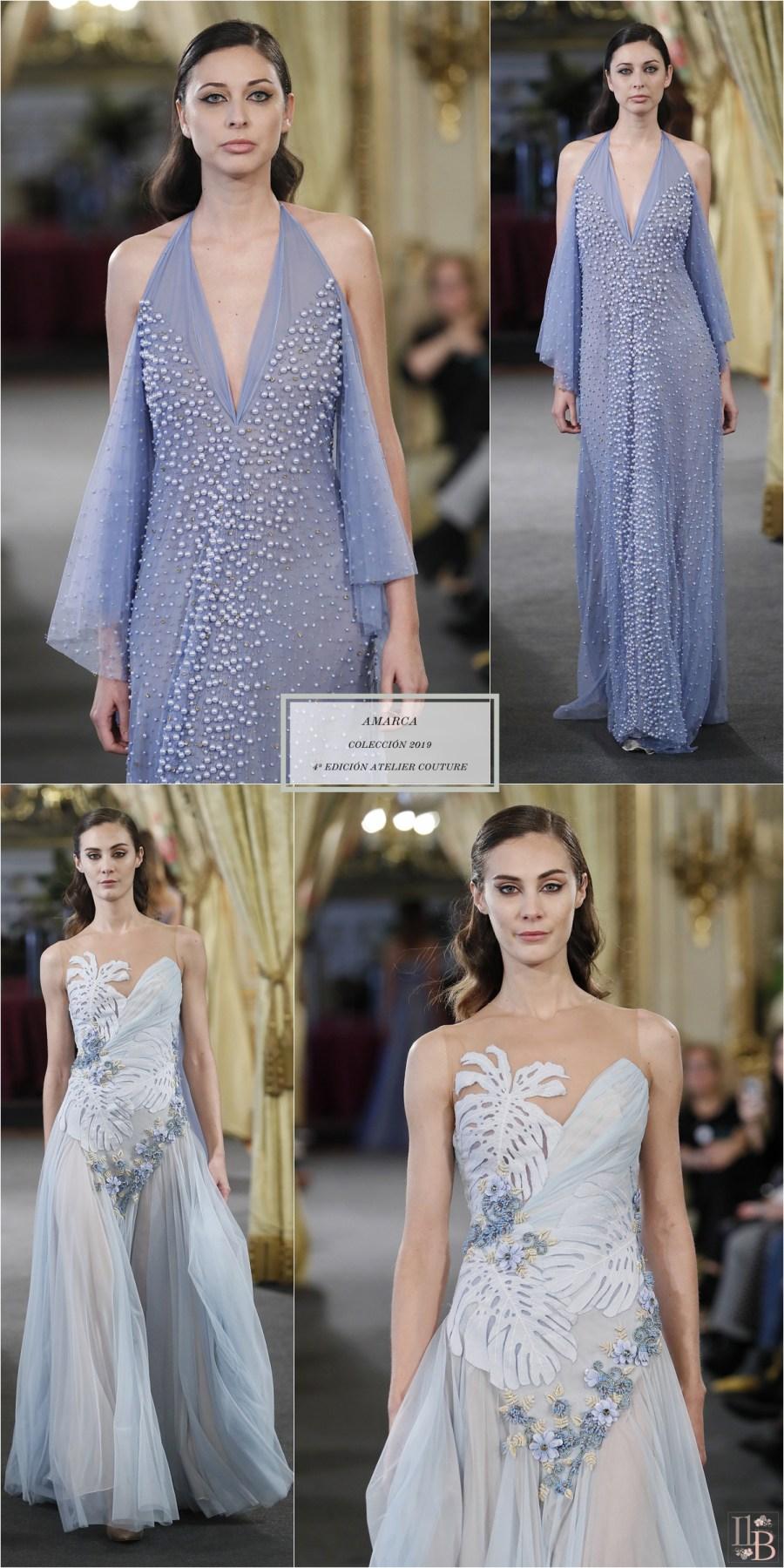 """Desfile Atelier Couture 2018- Amarca: Colección """"Trópico"""""""