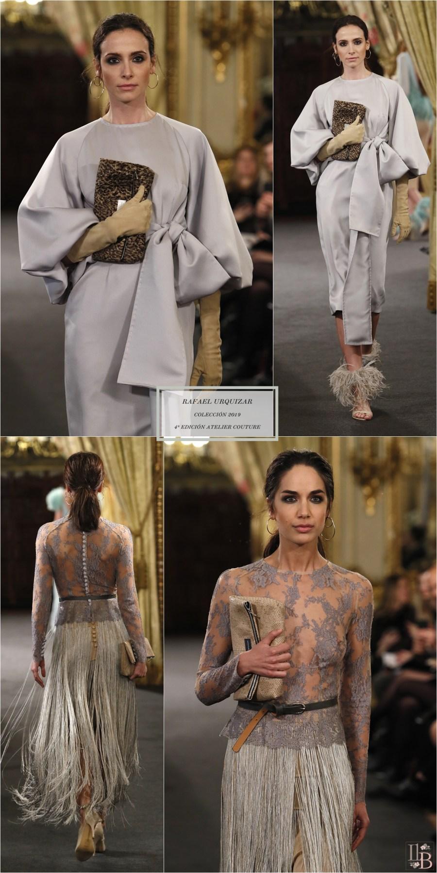 """Desfile Atelier Couture 2018- Rafael Urquizar: Colección """"LAS NIÑAS DE PALACIO"""""""