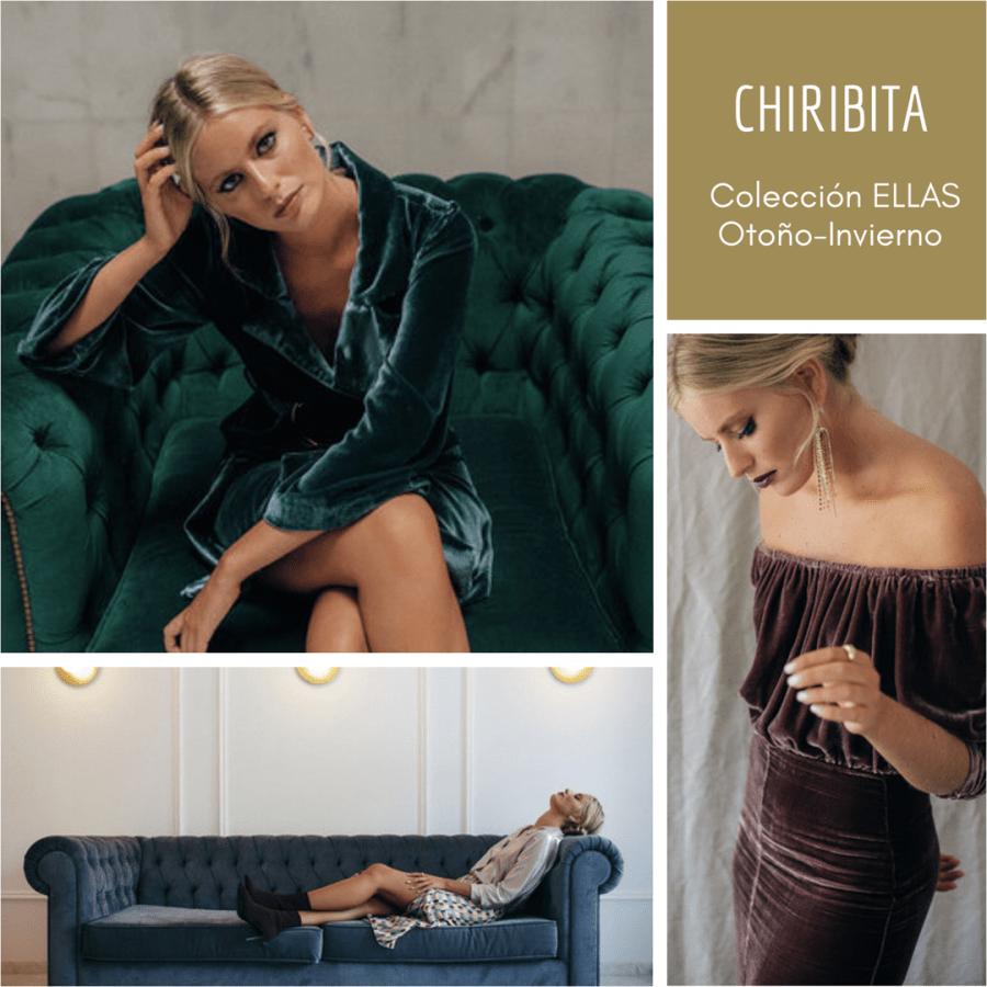 """Chiribita. Nueva Colección """"Ellas"""" Otoño-Invierno"""