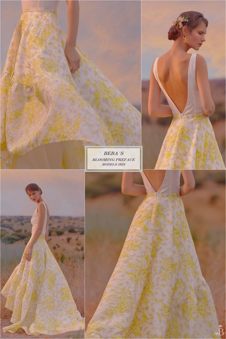Blooming Preface - Beba´s . Modelo Iris