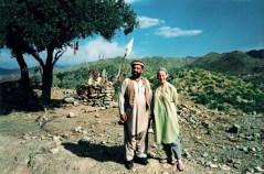 Mary Anne a l'Afganistan