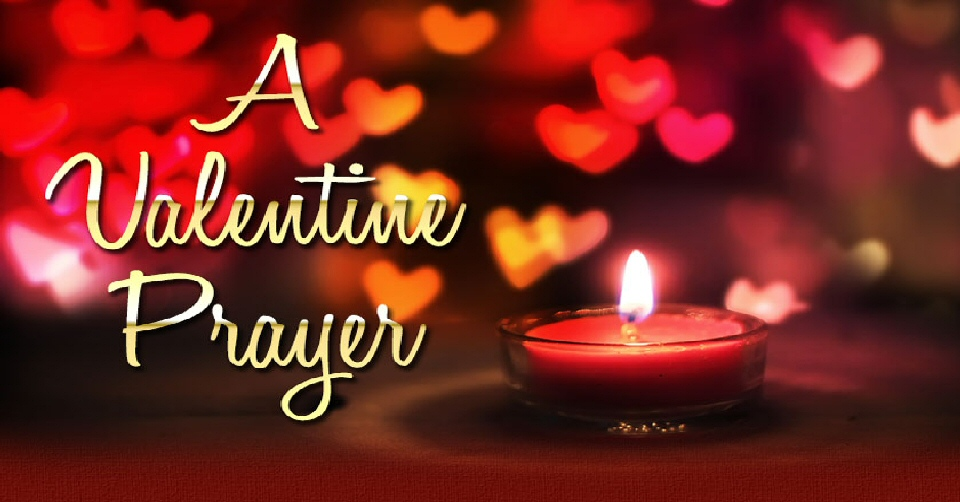A Valentine Prayer