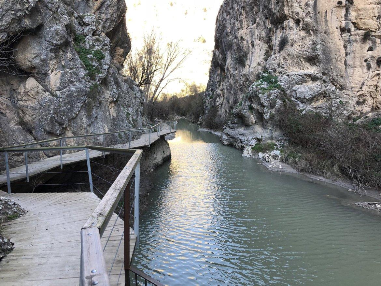 Ruta El Gollizno - Moclin - 12
