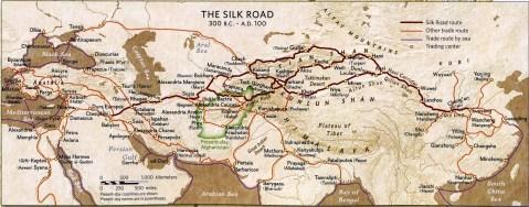 Silk-Road-Map1