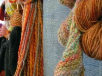skein, weave and knit