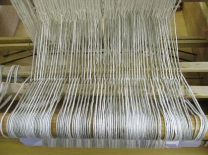 warp threads