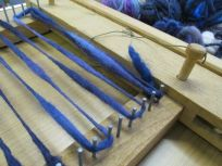 ladder loom - the start