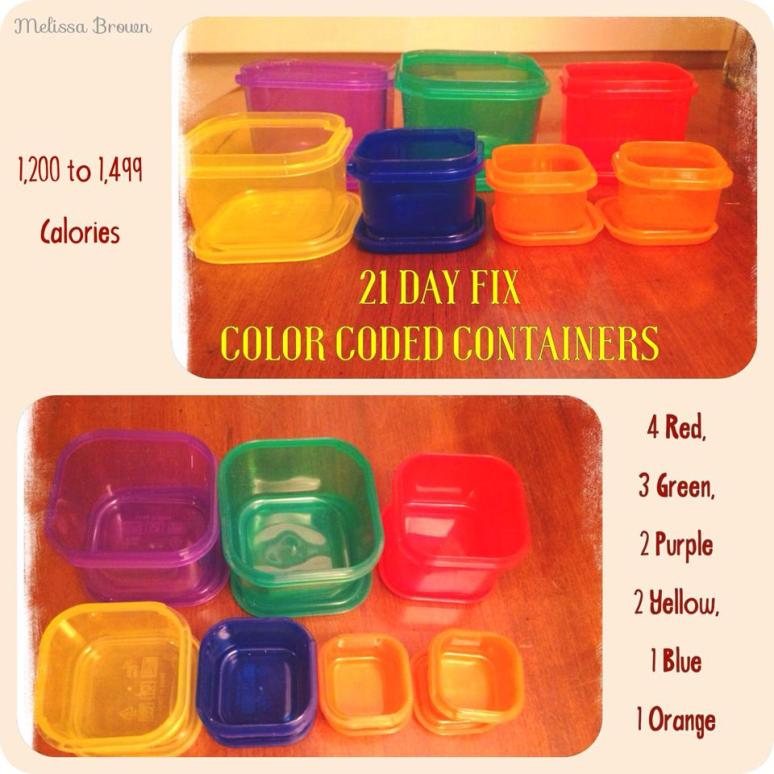 21 Day Fix, Portion Control, Color Coded Containers, 21 Day Fix Extreme, The Master's Hammer and Chisel