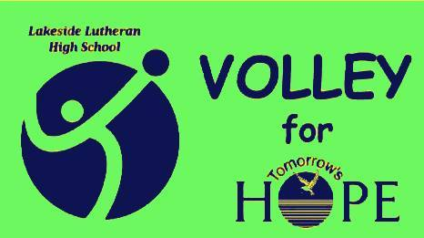 Volley for Hope logo