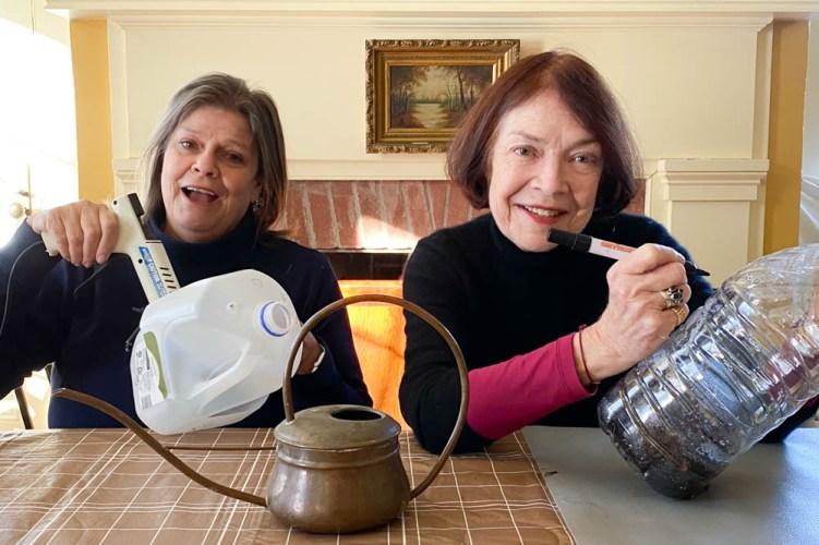 Deborah Barrow and Susan Hinkle WP