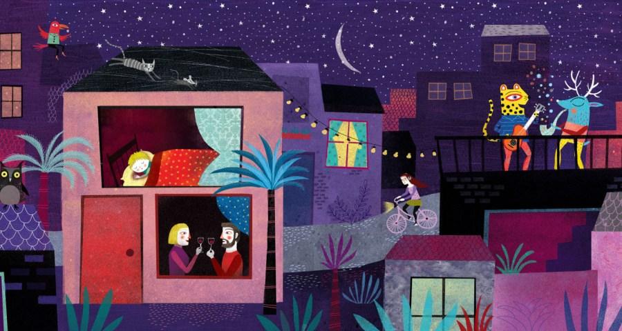 """Mientras tú duermes"", de Mariana Ruiz Johnson"
