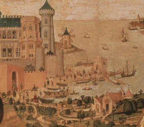 Habitadors i professions segona meitat del segle XV