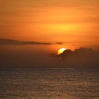 Sunrise in Kourou