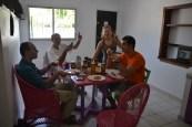 Breakfast in Kourou