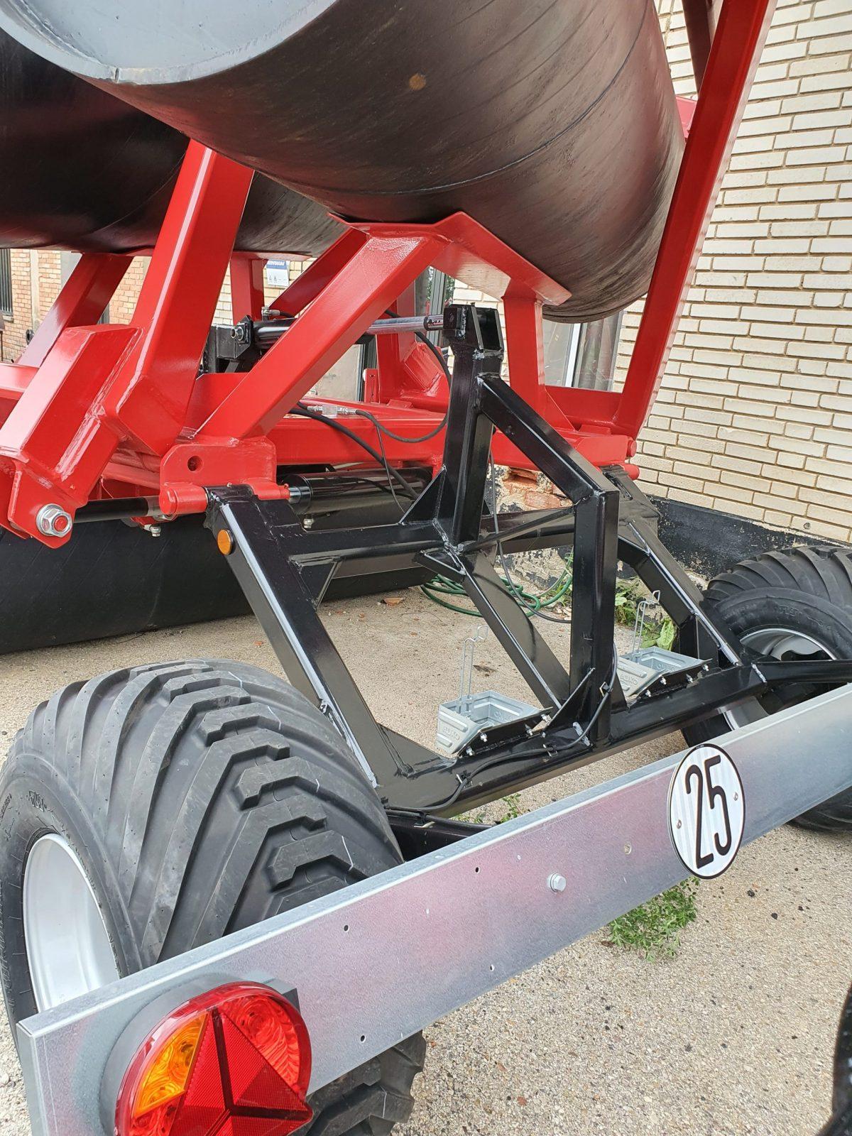nuestros rodillos tiene sistema de ruedas hidráulico independiente
