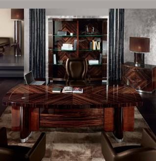 Giorgio Luna collection presidential desk