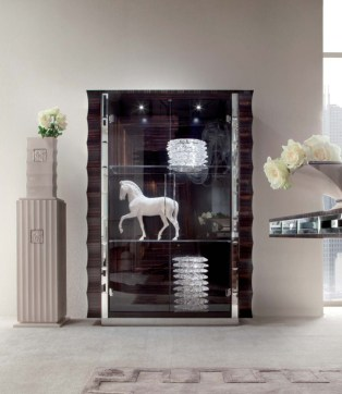 Giorgio Lifestyle collection curio cabinet