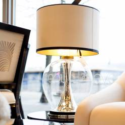 Pieter Adam french table lamp