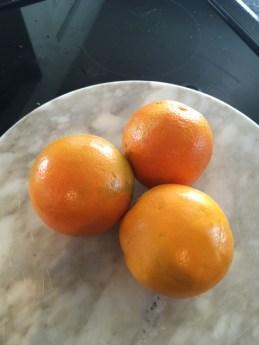 Heirloom oranges