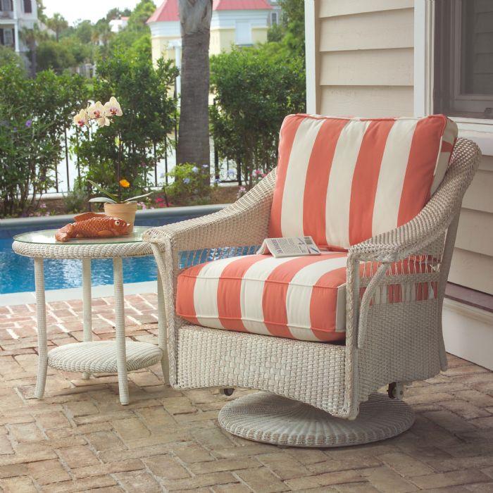 Lloyd Flanders Replacement Cushions  NantucketZippered