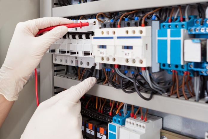 Lloyds British International - Electrical Testing Services
