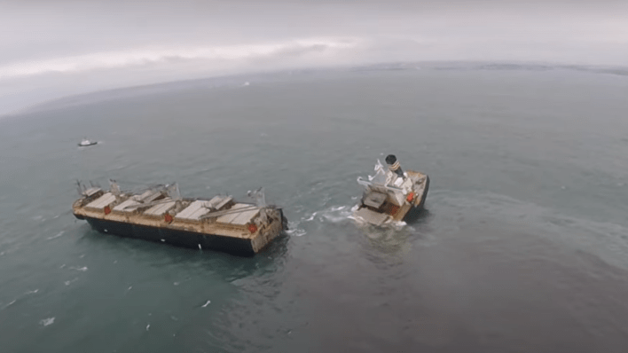 NYK: Crimson Polaris had over 1,600 tonnes of fuel oil on board :: Lloyd's  List