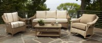Lloyd Flanders Wicker Furniture & Replacement Cushions
