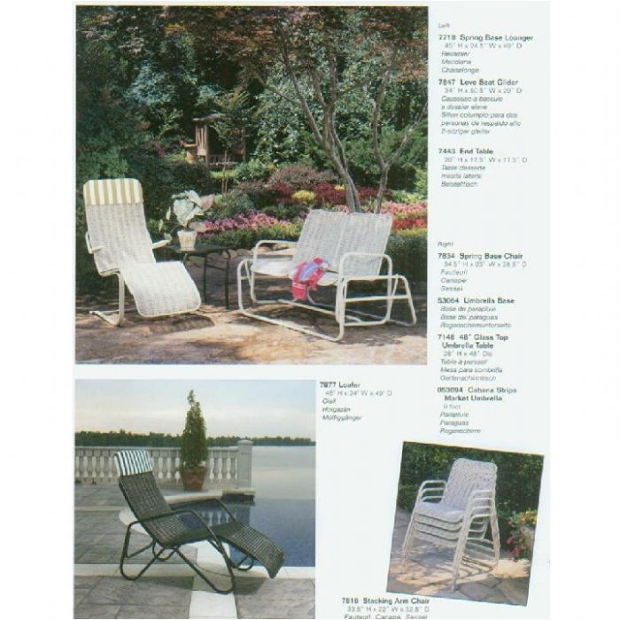 bar chairs with arms and backs high back uk only lloyd flanders wicker furniture - bay breeze-discontinued collection