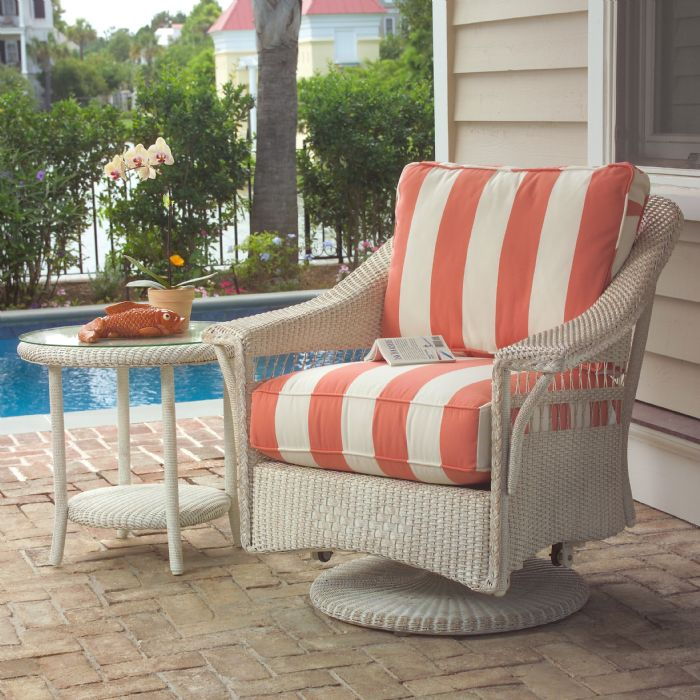 Lloyd Flanders Wicker Furniture  Nantucket Collection