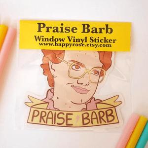 Praise Barb