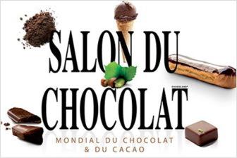 SALON DU CHOCOLAT(サロン・デュ・ショコラ)