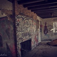 Sandia Ranch | Photo journey through an old haunted insane asylum