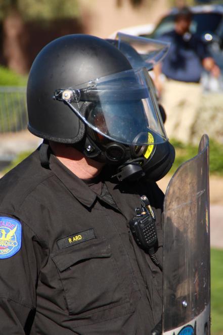 Protest against ALEC in Scottsdale AZ on Nov 30 2011 photo 15