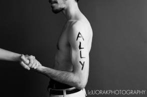War on Women body message 24 man with ally on his arm