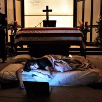 """Jim Comes Home"" - Haunting Pulitzer Prize winning photos and story of the fallen Marine, Second Lt. Jim Cathey"