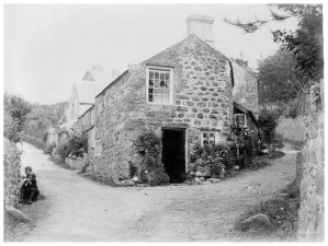 College Road 1904
