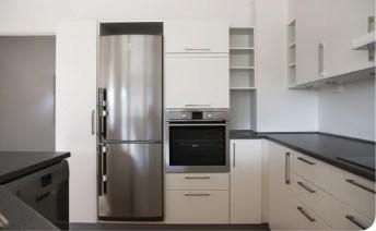 Køkken i boligtype B C og D_2
