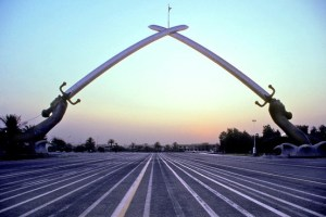 Baghdad's Hands of Victory