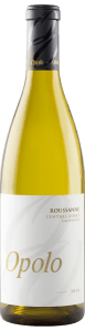 Opolo Vineyards 2017 Roussanne is sourced from Paso Robles, CA.