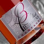 Albert Beerens NV Brut Rosé Champagne is comprised of 50% Pinot Noir, 25% Pinot Meunier, and 25% Chardonnay Côte de Bars:.