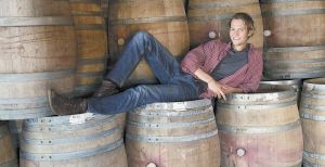 Pascal Brooks is the son and heir of the late Jimi Brooks, founder of Brooks Winery in Oregon's Willamette Valley.