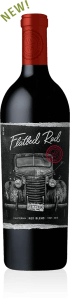 Fetzer Flatbed Red is an affordable red blend produced in California.