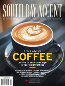 South Bay Accent Apr-May 2019 Cover Story: The Buzz on Coffee