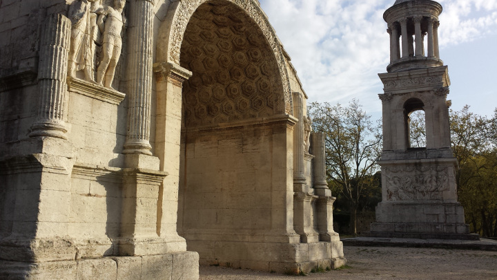 Les Antiques, St. Rémy-de-Provence