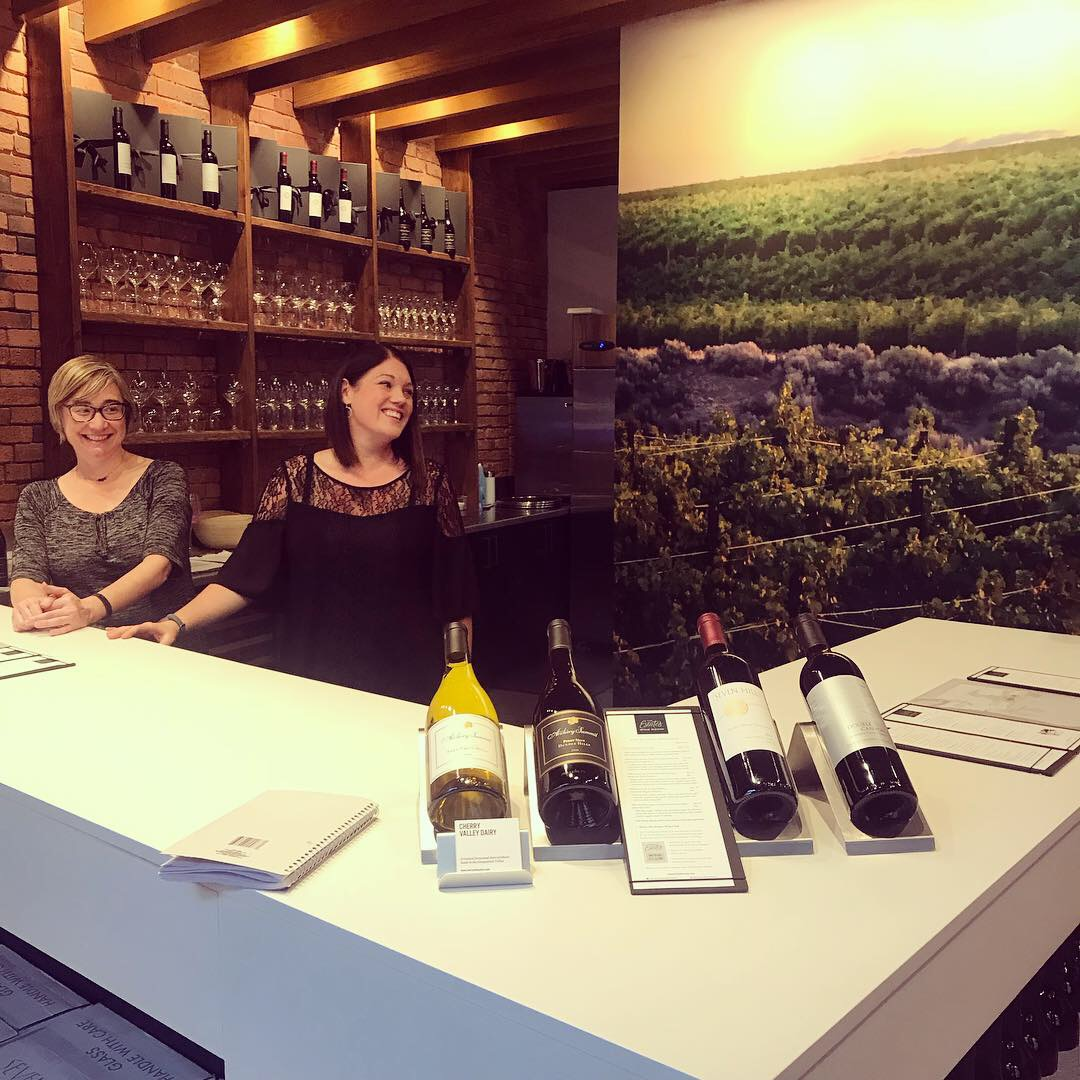 The Estates Wine Room, owned by The Crimson Group, in Seattle closes.