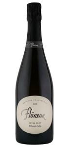 Flâneur 2016 Extra Brut sparkling wine.