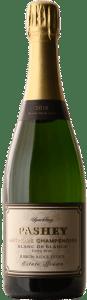 Tristaetum Pashey 2016 Blanc de Blancs Ribbon Ridge sparkling wine.