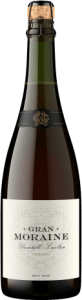 Gran Moraine Brut Rosé sparkling wine from Yamhill-Carlton.