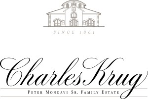 Charles Krug 2017 Pinot Noir is produced in Carneros, Napa Valley.