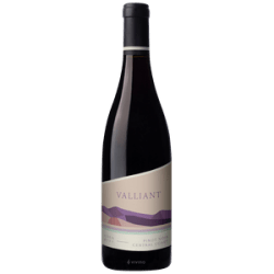 Eden Rift Valliant Pinot Noir is grown by the Valliant family on California's Central Coast.